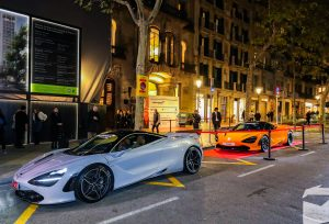 BL1A0641 McLaren Barcelona en la Shopping Night