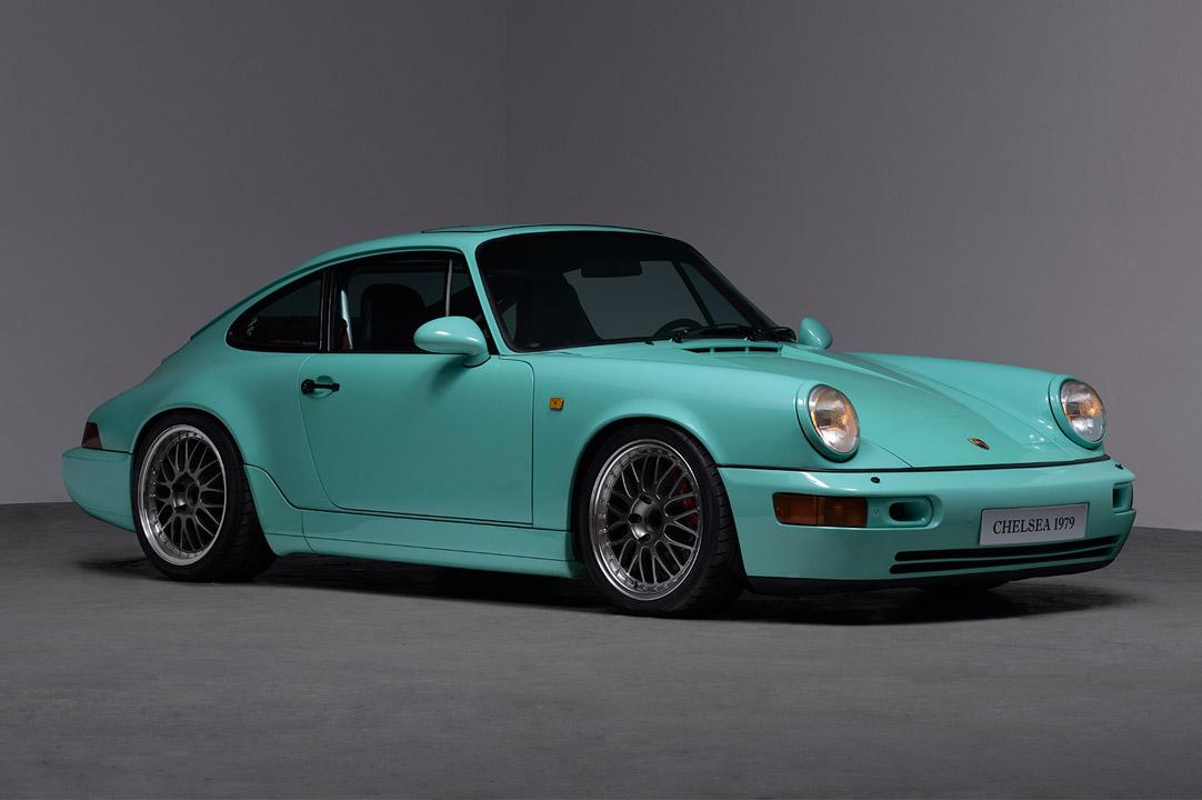 Porsche 964 Look RS