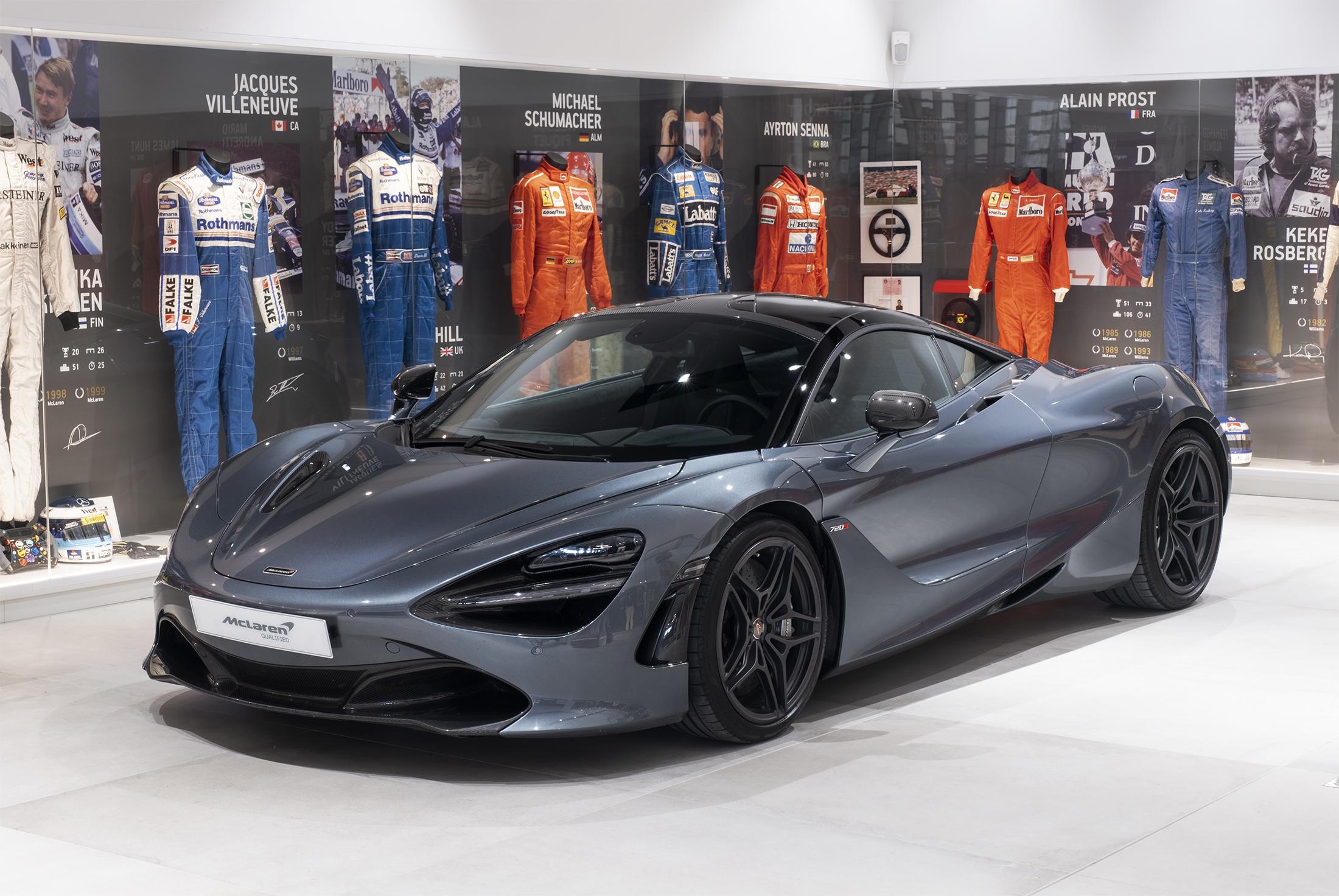 720s Spider Saros 01 1 McLaren 720S