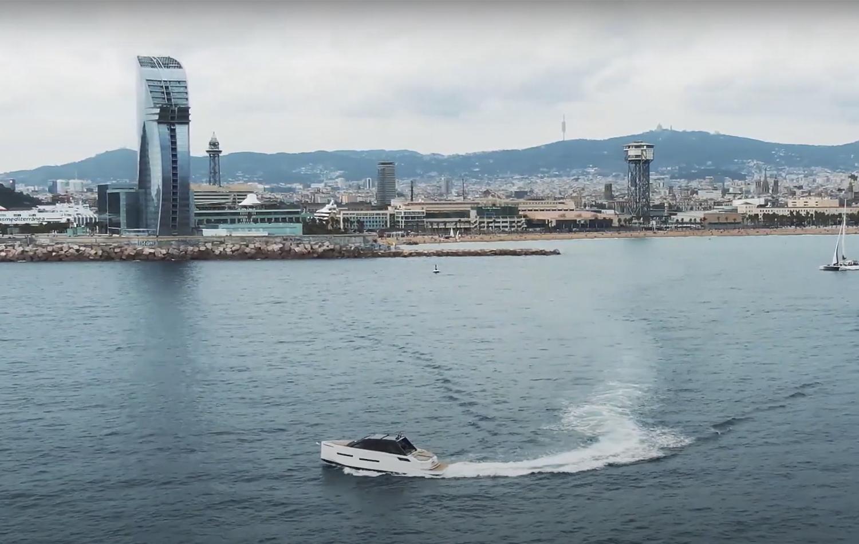 deantonio mclaren McLaren Barcelona & DeAntonio Yatchs