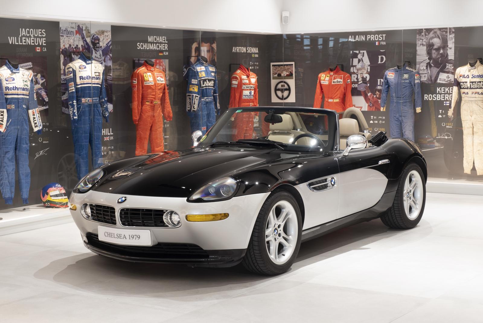 BMW Z8 02 BMW Z8