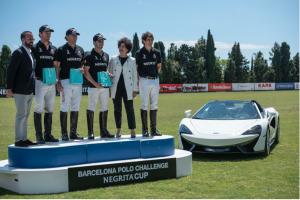mclaren barcelona club de polo 3 McLAREN BARCELONA & REAL CLUB DE POLO DE BARCELONA