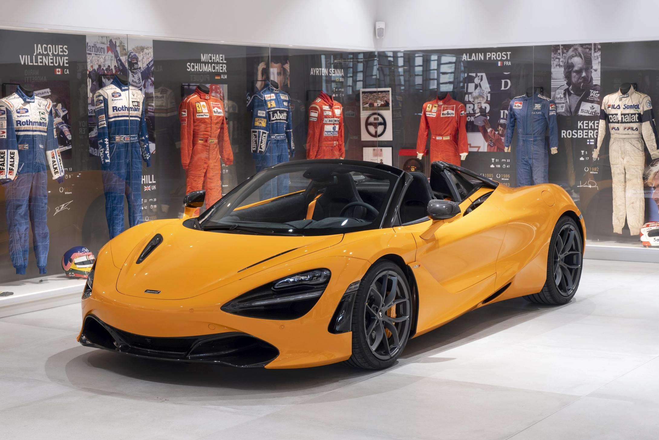 720s Spider Orange 02 1 McLaren 720S Spider